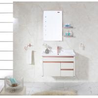 Wholesale Luxury Washroom Cabinets With Towel Hanger Washing Basin Set and Water Tap from china suppliers