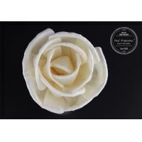 Wholesale Pink / White Rose 10cm Fragrance Diffuser Dried Dried Sola Flowers For Office from china suppliers