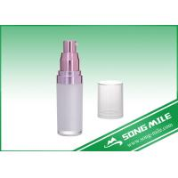 Wholesale Acrylic Lotion Bottle with Pump Made in China for Skincare from china suppliers