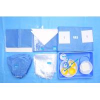 Wholesale EO Sterile SMMS Disposable Surgical Drapes for Hospital Angiography Surgery from china suppliers
