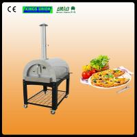 Wholesale wood fired pizza oven from china suppliers