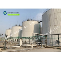 China 30 Years Service Life Glass Fused Steel to Tanks And Glass Lined Water Storage Tanks on sale