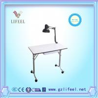 Wholesale salon beauty manicure nail table Folding Manicure Table from china suppliers