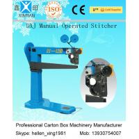 Wholesale Long Arm Corrugated Paper Carton Box Stapler Machine For Corrugated Cardboard Sheet from china suppliers