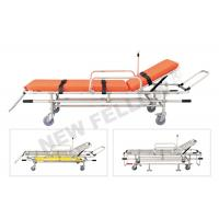 China Low Position Emergency Rescue Ambulance Stretcher For Transport Patient In Ambulance on sale