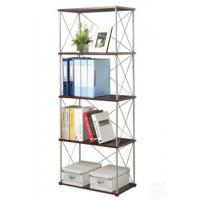 Wholesale Simple Five Layer Metal Magazine Rack , 5 Shelf Combinations 60*30 *149.4 DX-K123 from china suppliers
