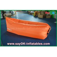 Wholesale 3 Season WaterProof  Nylon Cloth Inflatable Air Couch Hangout Lounge Bag 1.2kg from china suppliers