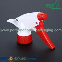 Wholesale 28 / 400 Plastic Trigger Sprayer , Cosmetic / Perfume Pump Sprayer from china suppliers