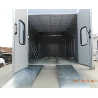 Buy cheap Outdoor and indoor Paint Car Spray Baking Oven with EPS panels from wholesalers