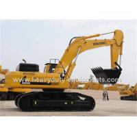 Wholesale XGMA XG845EL Biggest Hydraulic Excavator , 49.5T Crawler Mounted Excavator from china suppliers