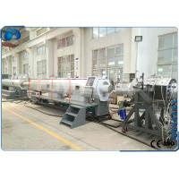 Wholesale Drip Irrigation Pipe Making Machine , Large Diameter UPVC PVC Pipe Production Line from china suppliers