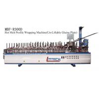 Wholesale MBF-R300D EVA profile wrapping machine (without liftable gluing plate) from china suppliers