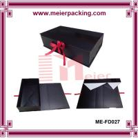 Wholesale Foldable Paper Lady Shoe Box Factory Price for Wholesale ME-FD027 from china suppliers
