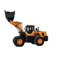 Wholesale Engineering And Construction Medium Wheel Loader , Compact Tractor Loader from china suppliers