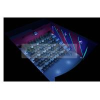Wholesale Screening room 3D Movie Theater Layout Design For 5D & XD Cinema from china suppliers