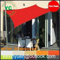 Wholesale FOREST GREEN WATERPROOF SUN SHADE SAIL UV BLOCKING CANOPY 13x16.5 Ft from china suppliers