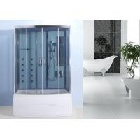 Wholesale Square Complete Shower Cubicles , Luxury Angle Shower Enclosure 850 X 1350 from china suppliers