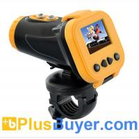 Wholesale 1080P Full HD Extreme Sports Action Camera (Waterproof, 1.5 Inch Screen, HDMI Out) from china suppliers
