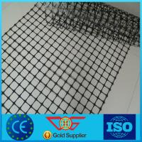 Wholesale Road construction of plastic biaxial geogrid from china suppliers