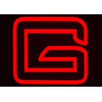 Buy cheap Customized Acrylic Illuminated LED Neon Signs Vintage For Decorating Shops from wholesalers
