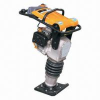 Wholesale Tamping Rammer with Honda Gx160 Engine, Weighs 75kg  from china suppliers