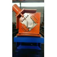 China 16 Steps Type Channel Rolling Machine , Water Metal Pipe Making Machine on sale