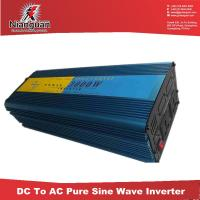 Wholesale Pure Sine Wave Inverter (12V/24V to 110V/220V )3000w from china suppliers