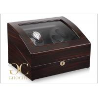 Wholesale Glossy Painting Dual Watch Winder Box Women Automatic Watch Shaker from china suppliers