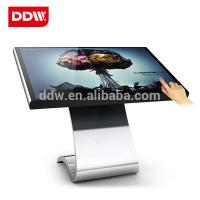 Wholesale Android OS Touch Screen Digital Signage monitor totem display spcc frame base from china suppliers