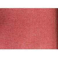 Wholesale Red Blackout Curtain Lining Fabric Plain Anti-Static For Home from china suppliers
