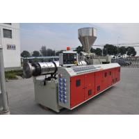 Wholesale Wide Thick WPC PVC Foam Board Production Line Extruder Single Screw / Twin Screw from china suppliers