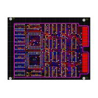 Wholesale Customized Prototype PCB Layout Design For Electronic / Camera Module from china suppliers