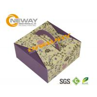 Wholesale Printed food packaging boxes Take Out Food Boxes for Breakfast Delivery from china suppliers