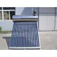 Wholesale Pre Heat Solar Coil Water Heater With Strong Aluminum Alloy Material Bracket from china suppliers