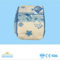 Quality PP tape pe backsheet Baby Diapers for sale