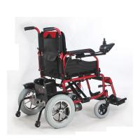 Quality Popular Simple Outdoor Power Wheelchair , Battery Powered Wheelchair CE Approved for sale