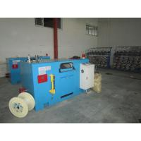 Quality One Meter Counter Rigid Frame Stranding Machine , Wire Production Line For Drawing / Stranding for sale