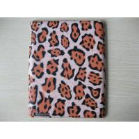 Wholesale Attrictive Noble style leopard skin waterproof iPad2 hard case for Mature female from china suppliers