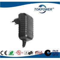 Wholesale Wall Mount Gaming Adapter 12V 1A Modem Power Supply 12W GS CCC ABS PC from china suppliers