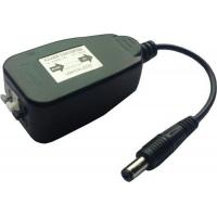 Wholesale DC Plug Video Power Balun AC / DC Voltage Converter Screwless , Short Circuit Protection from china suppliers