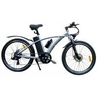 Wholesale High End 26 inch MTB Electric Bike With Front TGS Alloy Shock Absorber from china suppliers