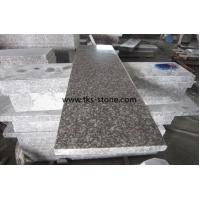 Wholesale G664,Bainbrook brown,Majestic Mauve,Misty Brown granite stairs&steps,Natural stone stairs from china suppliers
