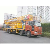 Wholesale 4 Axles Platform 22m Under Bridge Inspection Vehicle Euro III / IV FAW Chassis from china suppliers