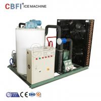 Wholesale Fresh Water Salt Water Small Flake Ice Machine / Ice Machine Restaurant from china suppliers