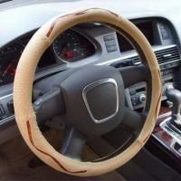 Wholesale Steering Wheel Cover, Durable, Non-slip and Comfortable Feeling, Available in Various Designs from china suppliers