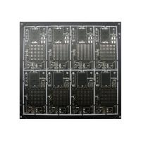 Wholesale Matte Black FR4 Electronic Custom PCB Boards , Doubld Layer Wifi Circuit Board from china suppliers
