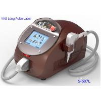 Wholesale Home 1064nm / 532nm Yag Laser Hair Removal Machine for Dark Skin from china suppliers