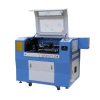 Wholesale 700*500mm Invitation Card Greeting Card Co2 Laser Cutting Machine with Rotary Axis from china suppliers