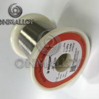 Wholesale KP / KN Thermocouple Extension Cable 0.05mm AWG 44 Conductor from china suppliers