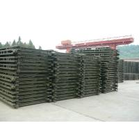 Wholesale Compact Bailey Bridge / Portable Steel Bridge / Deck Truss Bridge from china suppliers